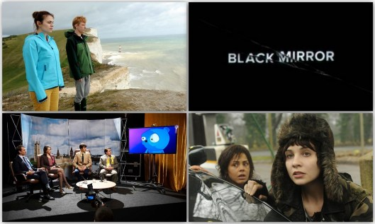 BLACK MIRROR-Collage imágenes temporada 2
