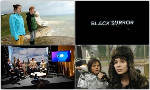 BLACK MIRROR-Collage imágenes temporada 2