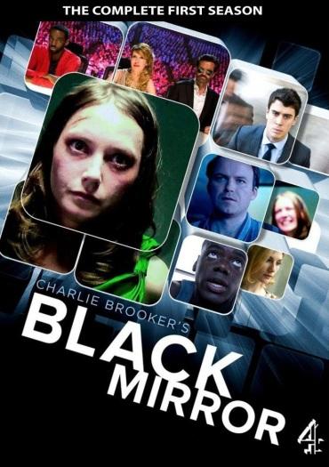 Black Mirror-Dvd Temporada 1