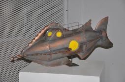 Steampunk - Nautilus - Jules Verne