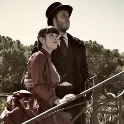 Steampunk - María y Pablo