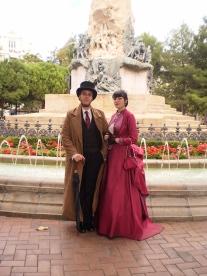 Steampunk - Pablo y María