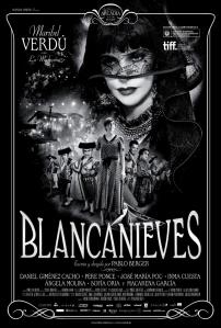 Blancanieves - Cartel