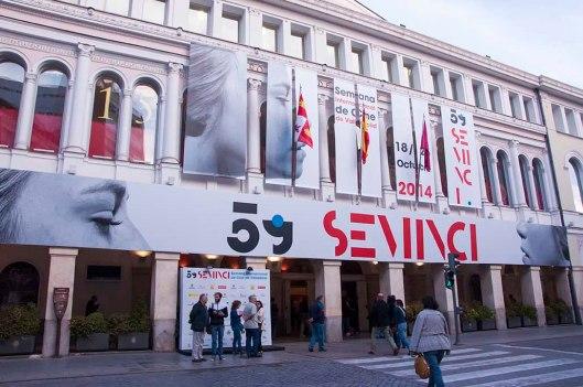 59 Seminci 2014 - Teatro Calderón - AtmosferaCine