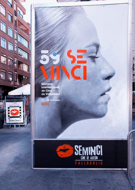 59 Seminci 2014 - Valladolid -Cartel- AtmosferaCine