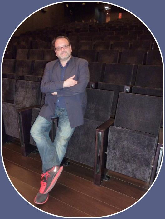 Jordi Sanchez en CaixaForum Zaragoza - Pixar - AtmosferaCine