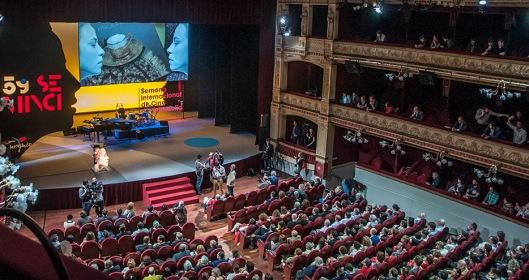 Teatro Calderón - Gala Inauguración - 59 Seminci 2014 - AtmósferaCine