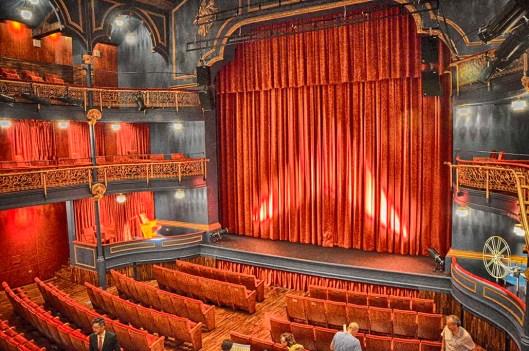 Teatro Zorrilla Valladolid - Sede Seminci - AtmósferaCine