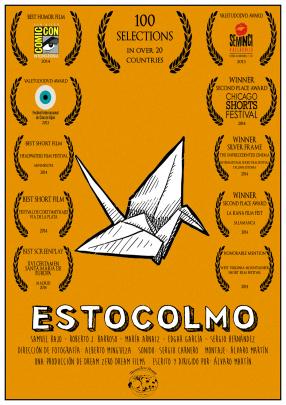 Estocolmo- Cortometraje - Alvaro Martin - Dream Zero Films