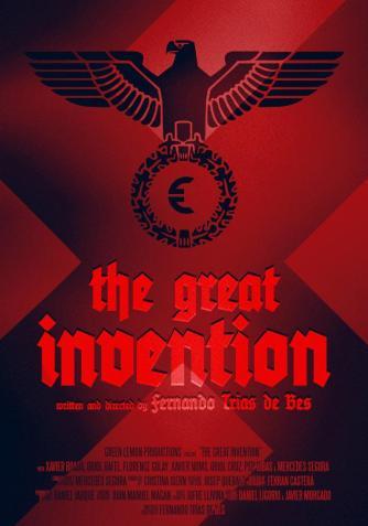 La gran invencion- Cartel - Cortometraje Fernando Trias de Bes