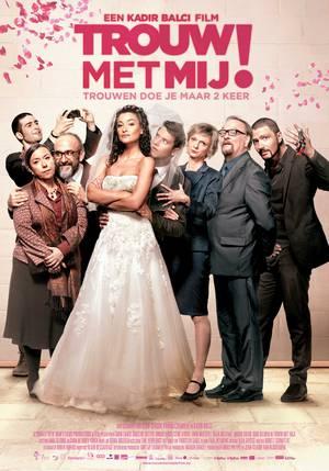 Marry Me - Trouw Met Mij! - Poster - Film