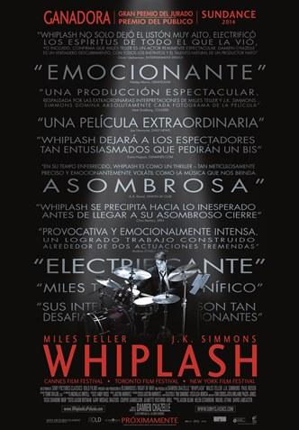 Whiplash - Cartel - Poster - Film Damien Chazelle