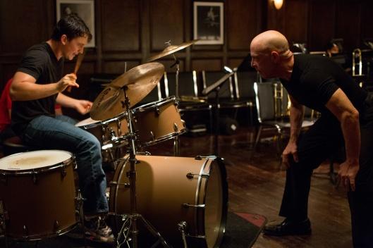 Whiplash - Cartel - Poster - Film Damien Chazelle - Miles Teller - J.K. Simmons