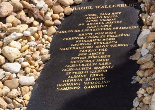 Gran Sinagoga Budapest - Memorial Justos entre las Naciones -Raoul Wallenberg - Angel Sanz Briz