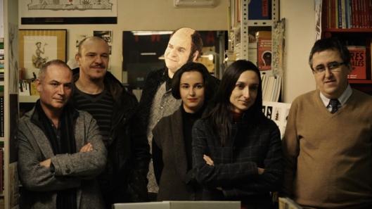 Por que escribo, Felix Romeo - Fotograma Cortometraje - Con Eva Puyo, Ismael Grasa