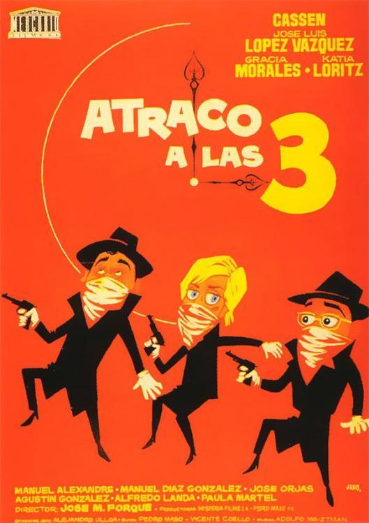 Atraco_a_las_tres- Jose Maria Forque
