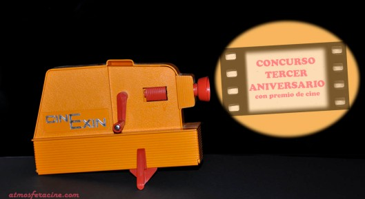 Concurso Tercer Aniversario - AtmosferaCine