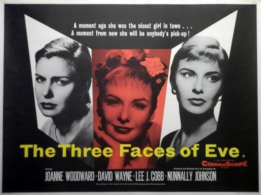The three faces of Eve - Nunnally Johnson