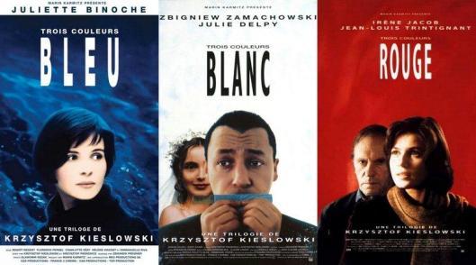 Three-Colours-Trilogy Kieslowski