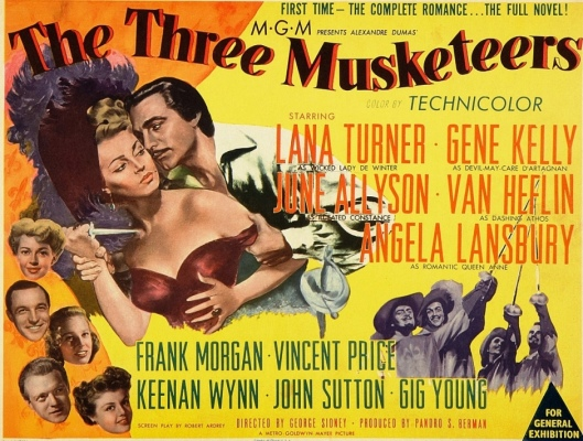 Three Musketeers - George Sidney