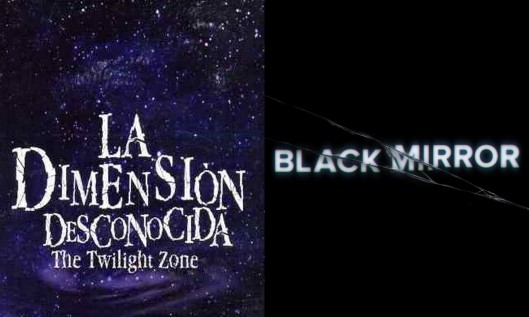 Dimensión desconocida - The twilight zone - Black Mirror