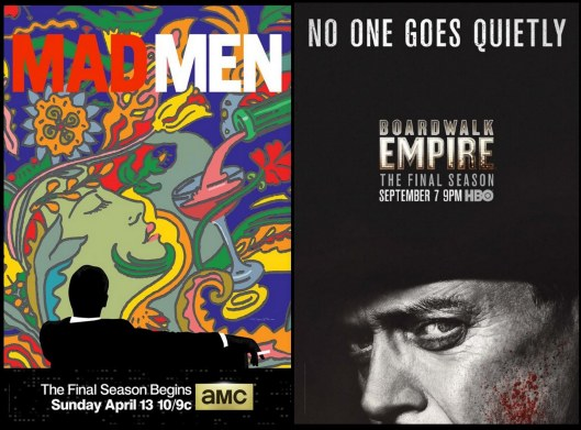 Mad Men - Boardwalk Empire - The Final Season