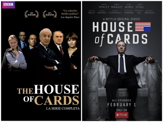 House of Cards - BBC - Netflix
