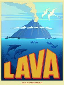 Corto - Lava - Pixar