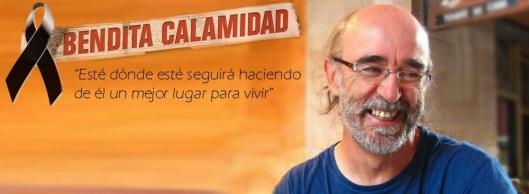 Dedicatoria Bendita Calamidad_Alex Angulo