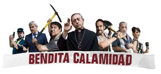 Bendita Calamidad_Foto promocional_Reparto