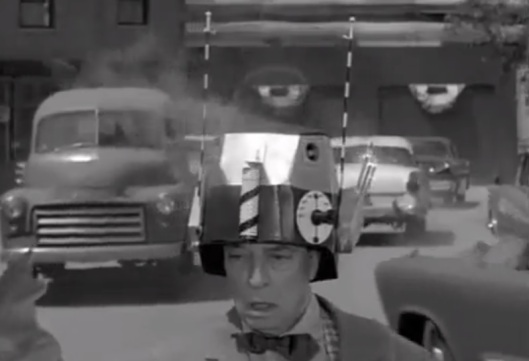 Buster Keaton_The Twilight Zone_Once upon a time