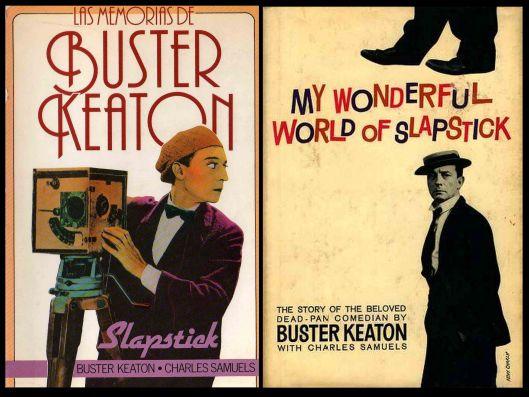 Buster Keaton_Memories_Book_Slapstick