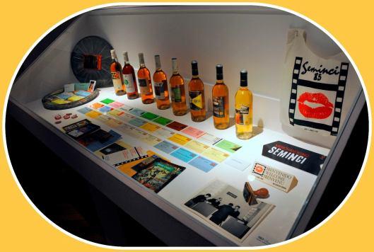 Exposicion 60 aniversario Seminci_Cine y Vino_Foto Atmosferacine