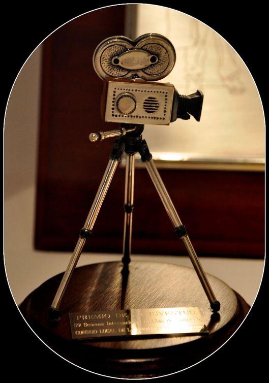 Exposicion 60 aniversario Seminci_Premio Juventud_Foto Atmosferacine