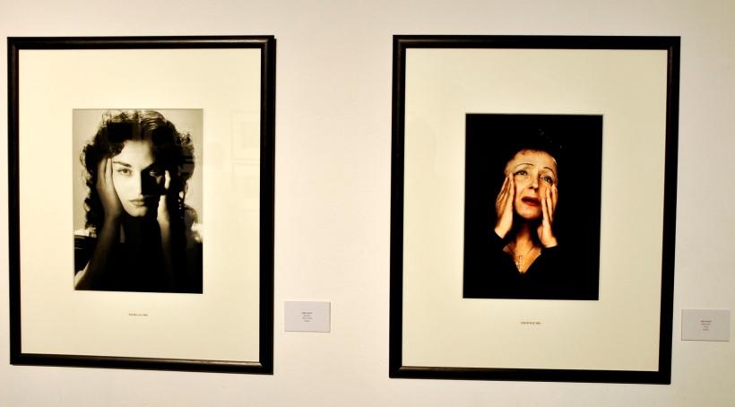 Sam Levin_Exposicion_Dalida_Edith Piaf_Foto Atmosferacine