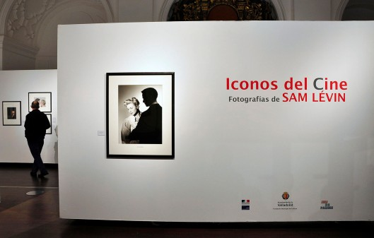 Sam Levin_Exposicion_Iconos Cine_Foto Atmosferacine
