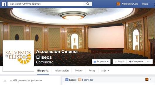 Facebook Salvemos El Eliseos