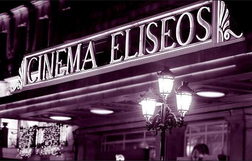 Cinema Eliseos - Foto Sandra Bazan