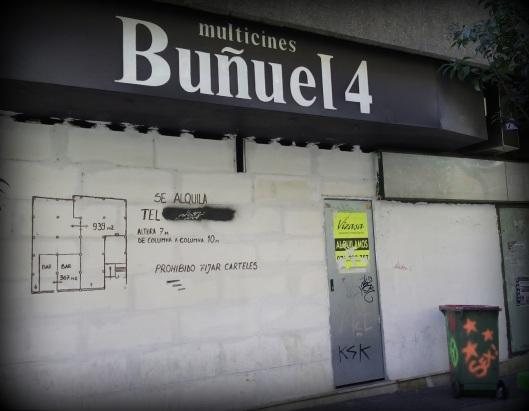 Multicines Buñuel - Zaragoza - Foto AtmosferaCine