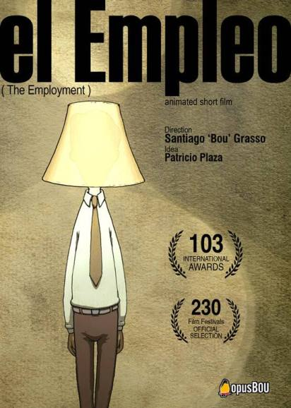 Animated Short Film_El Empleo