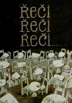 Reci_Reci_Reci_Poster_Michaela Pavlátová