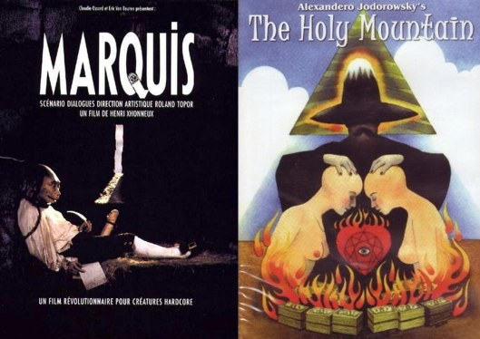 Jodorowsky_Topor_Marquis_The holy mountain