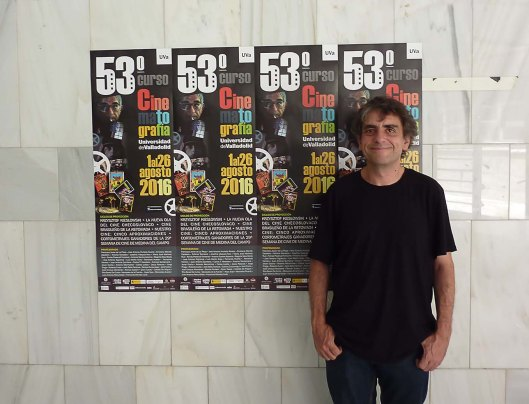Jordi_Costa_Curso Cine Valladolid_Foto Atmosferacine