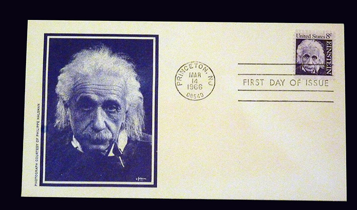 Halsman_Albert Einstein_Stamp