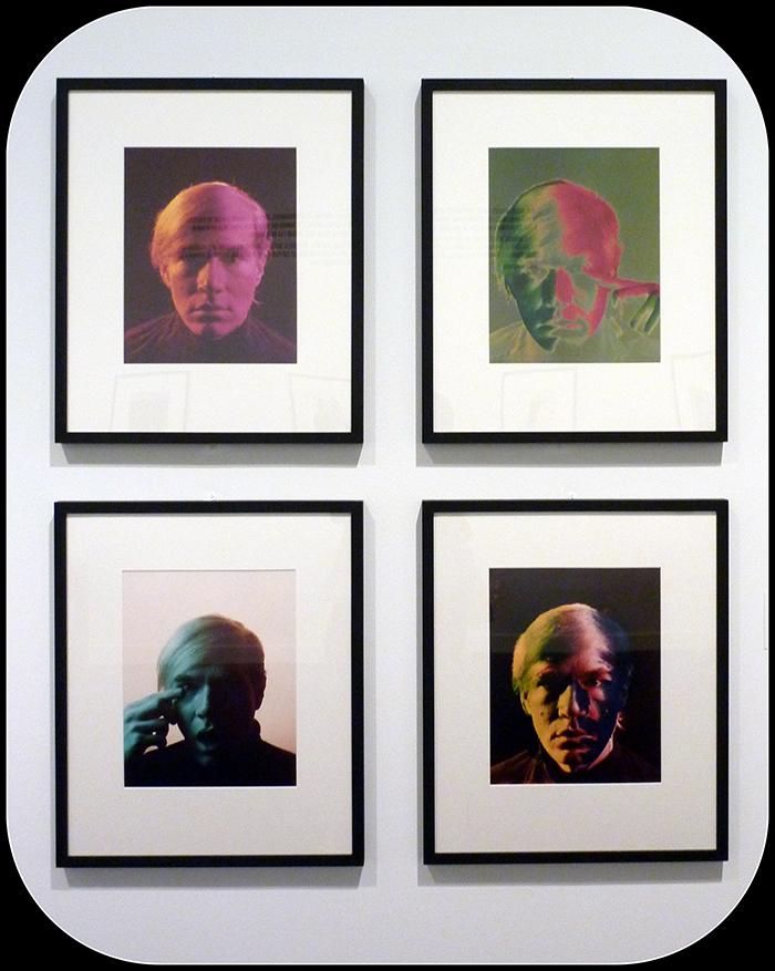 Halsman_Andy Warhol_Caixaforum_Atmosferacine