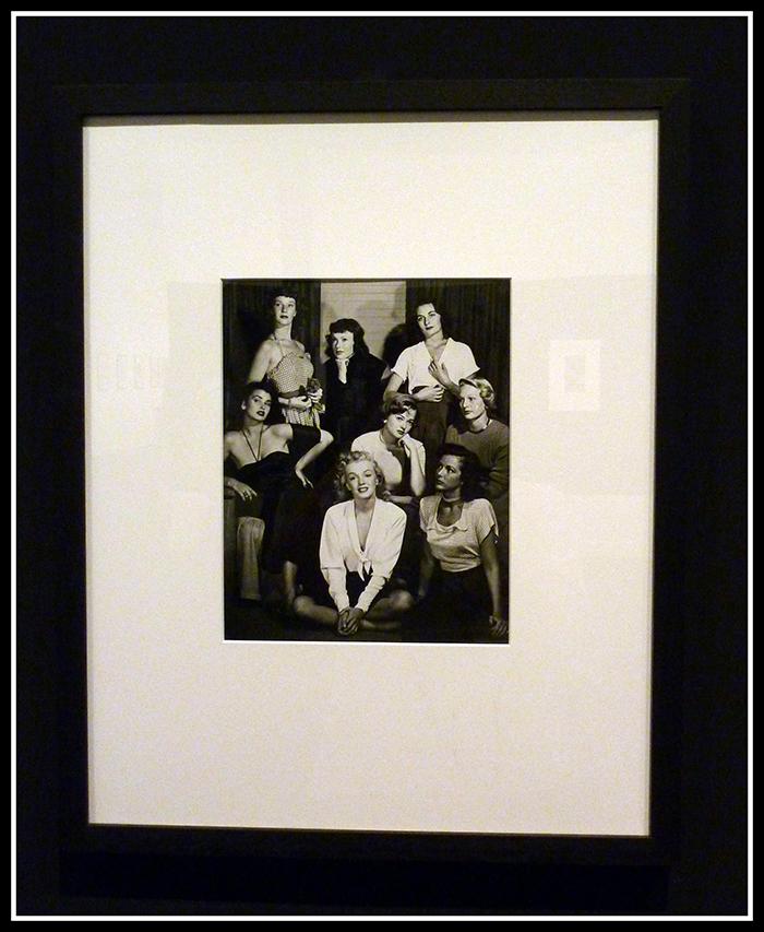 Philippe Halsman_Caixaforum_Marilyn Monroe_Atmosferacine