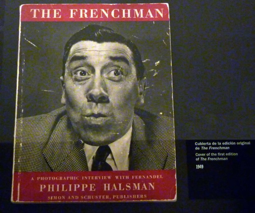 The Frenchman_Philippe Halsman_Fernandel