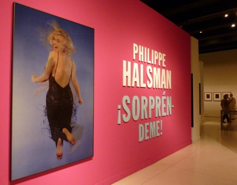 Philippe Halsman_Sorpréndeme_Caixaforum