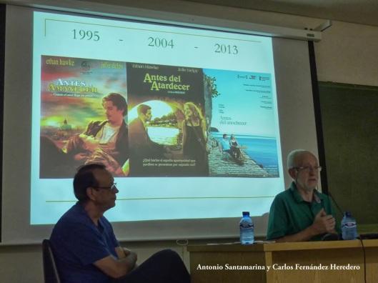 Seminario_Curso Cine_Universidad Valladolid_Santamarina_Heredero