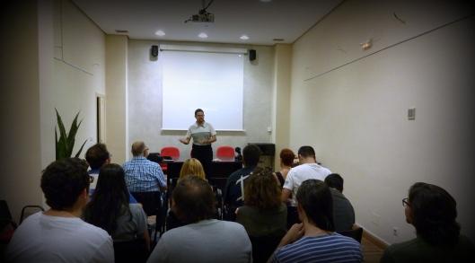 Curso Cine_Universidad Valladolid_Alumnado